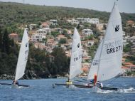 Photo of Multihull World Championship sailing at Argonautical Park