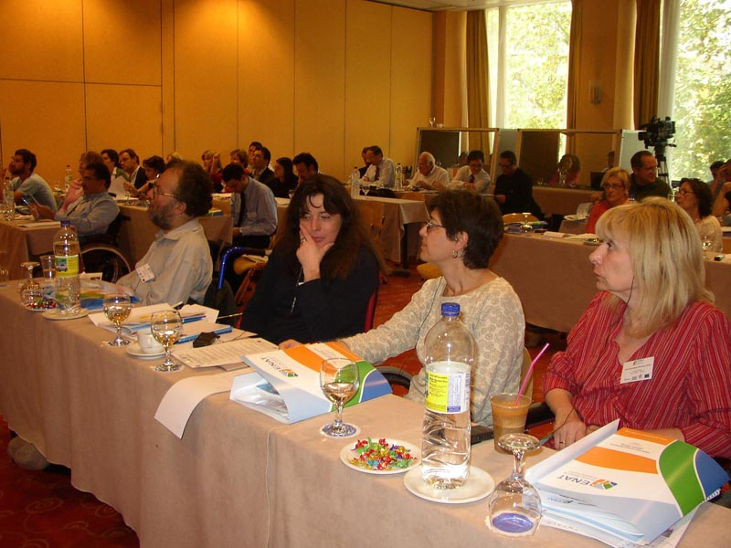 Photo of an ENAT workshop event