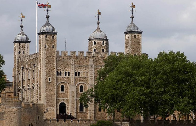 Photo of Tower of London. Sandra Rhodda