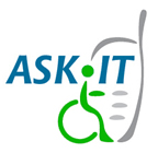 Logo of ASK-IT project