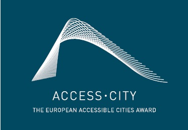 logo of EC Access Cities award