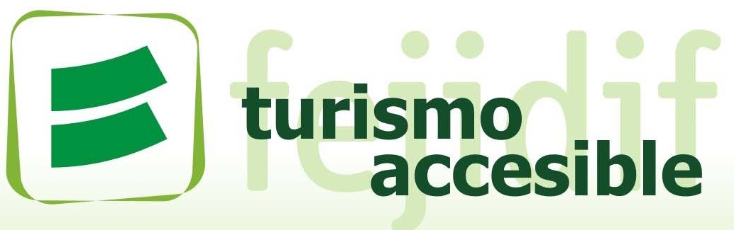 Logo of Fejidif accessible tourism