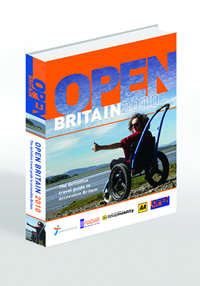 photo of OpenBritain Guide cover