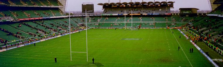 photo of rugby field