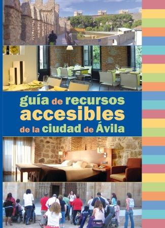 City of Avila Access Guide Cover page