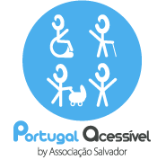 Acessivel Portugal site logo