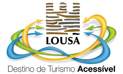 Logo of Accessible Destination Lousã