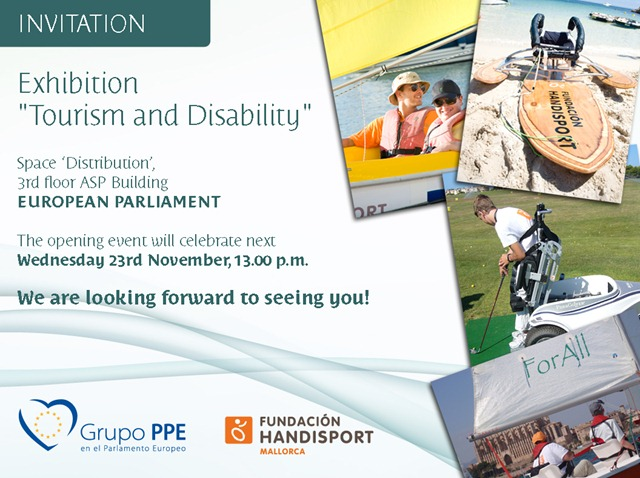 Tourism and Disability Expo image