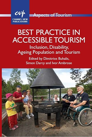 Accessible Tourism book cover