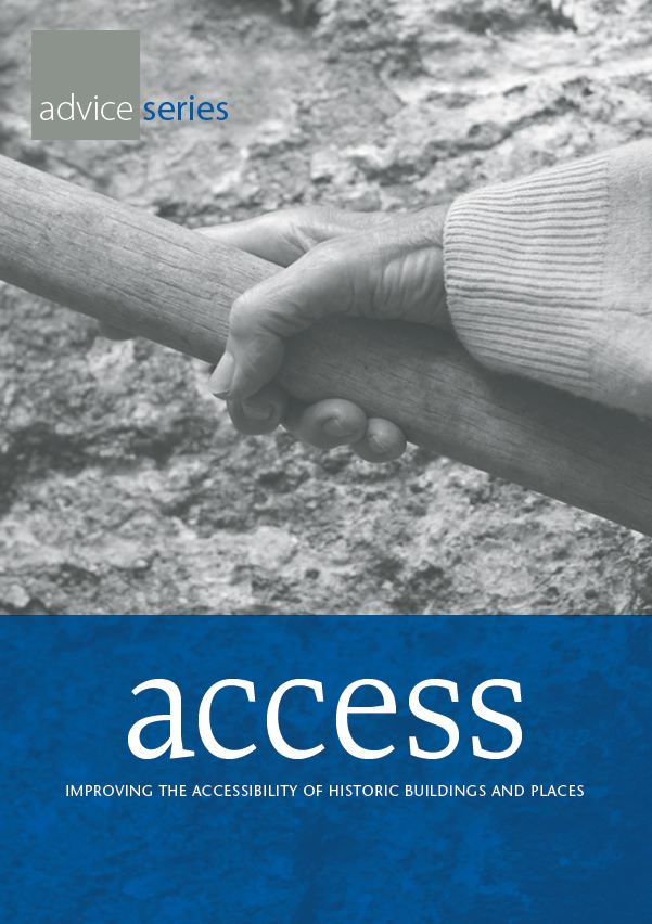 Cover image Access Historc Buildings 2011