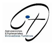 Logo of AEI Business Innovation Group in Tourism, Spain