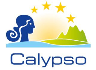 Logo of EU Calypso social tourism preparatory action