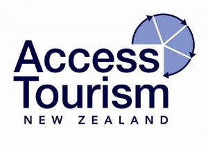 logo of Access Tourism New Zealand