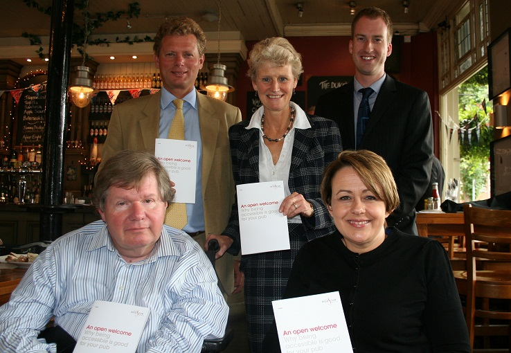 photo from public launch of BBPA guide