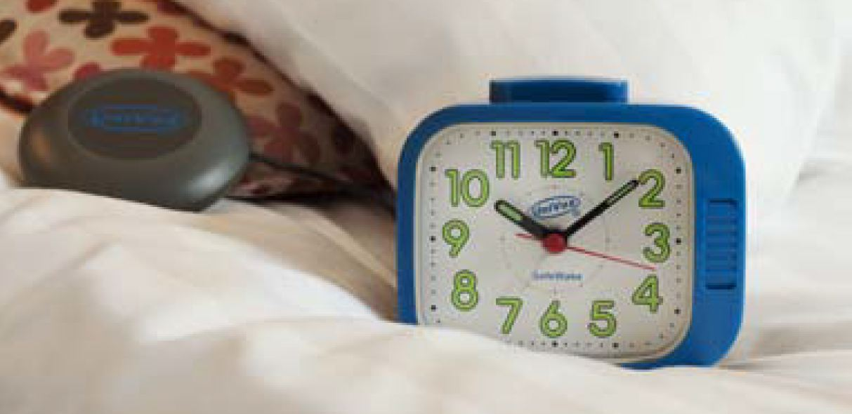 Image, Scandic hotels vibrating alarm clock
