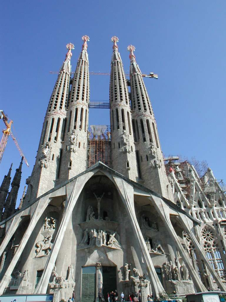 Image of Sagrada Familia, Barcelona