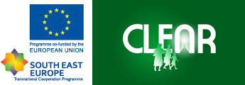 CLEAR project logo