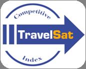 TRAVELSAT logo