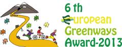 6th Greenways Award banner