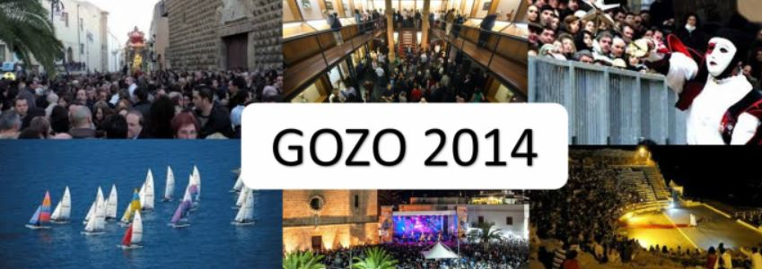 Gozo 2014 photo collage