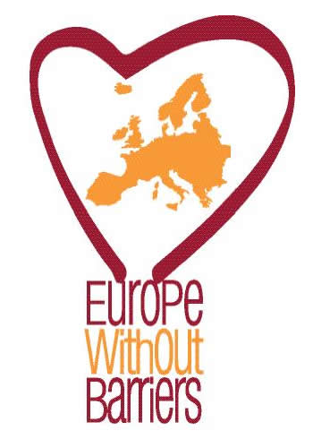 Europe Without Barriers logo