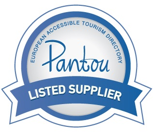 Pantou accessible tourism listed supplier logo