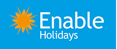 Enable Holidays logo