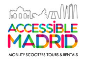 Accessible Madrid logo