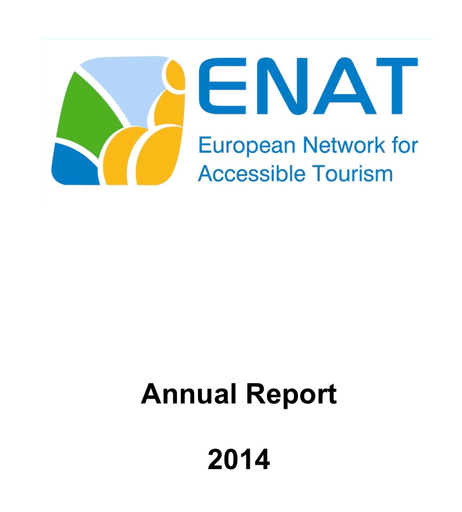ENAT Annual Report 2014 Cover