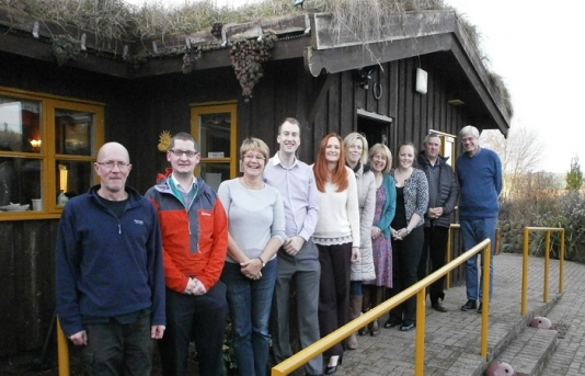 Photo of Business Kick-off Meeting Group at the Hytte, by VisitEngland
