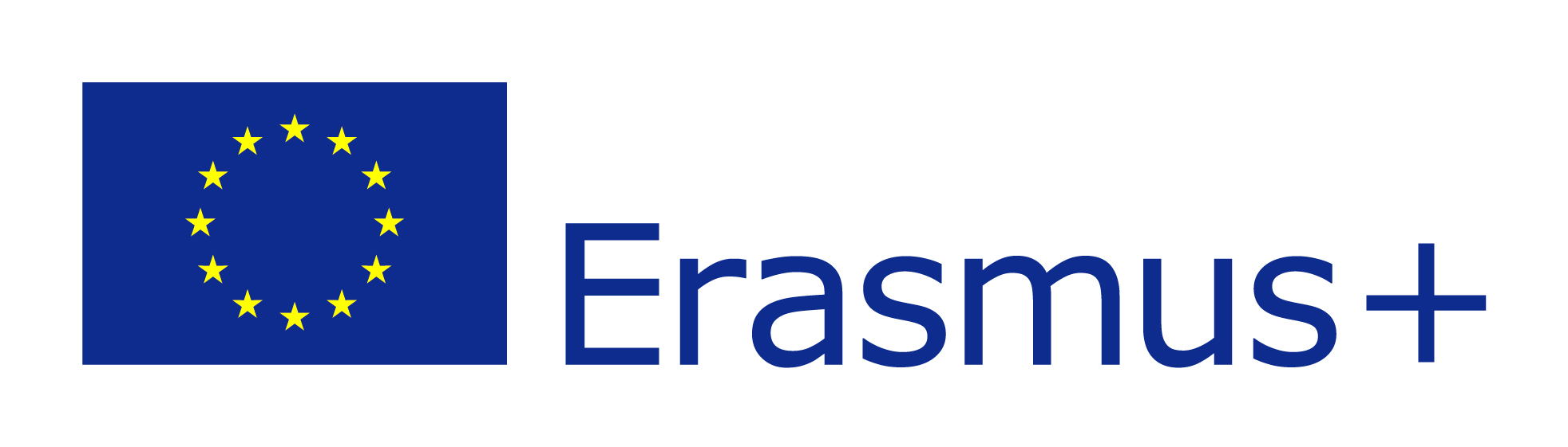ERASMUS plus logo EU flag