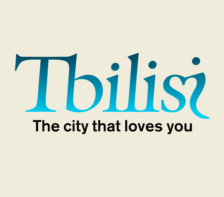 logo Tbilisi the city that loves you