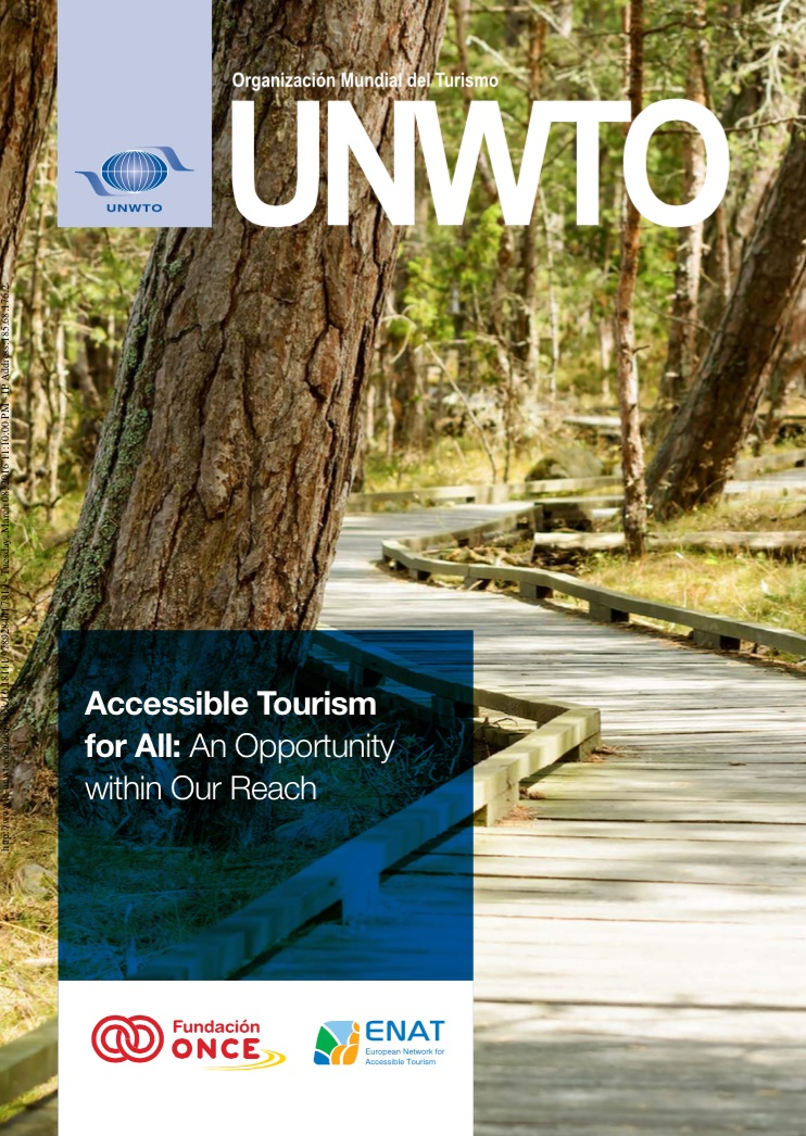 UNWTO Brochure cover image