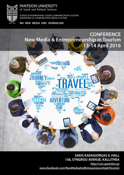 New media and tourism entrepreneurship conference