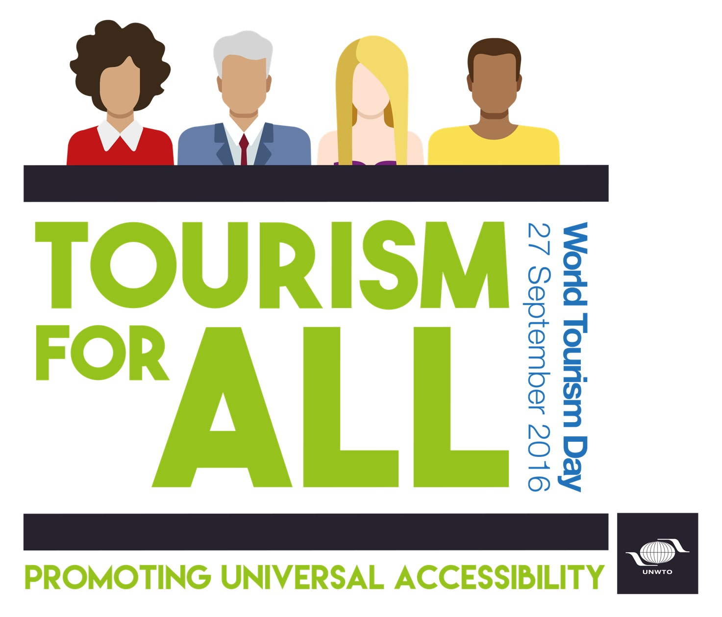 World Tourism Day logo