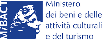 Lgo of Italian Ministry of Cultural Heritage and Tourism