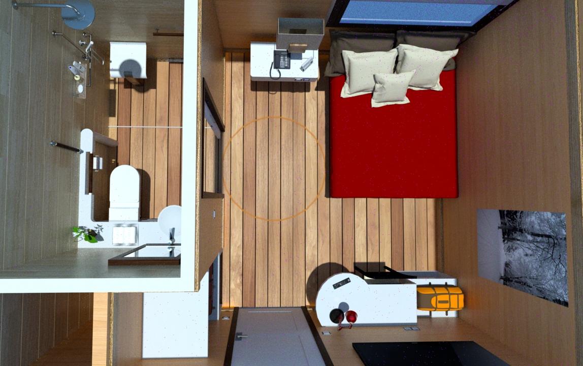 Universal design hotel innovation enat for Designhotel 21