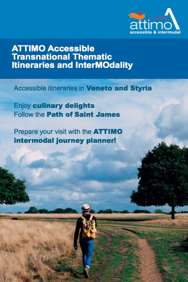 ATTIMO Itineraries Brochure front page English