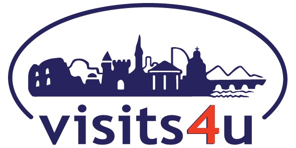Visits4u project logo