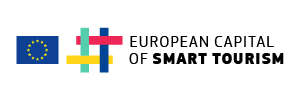 EU Capitals of Smart Tourism logo