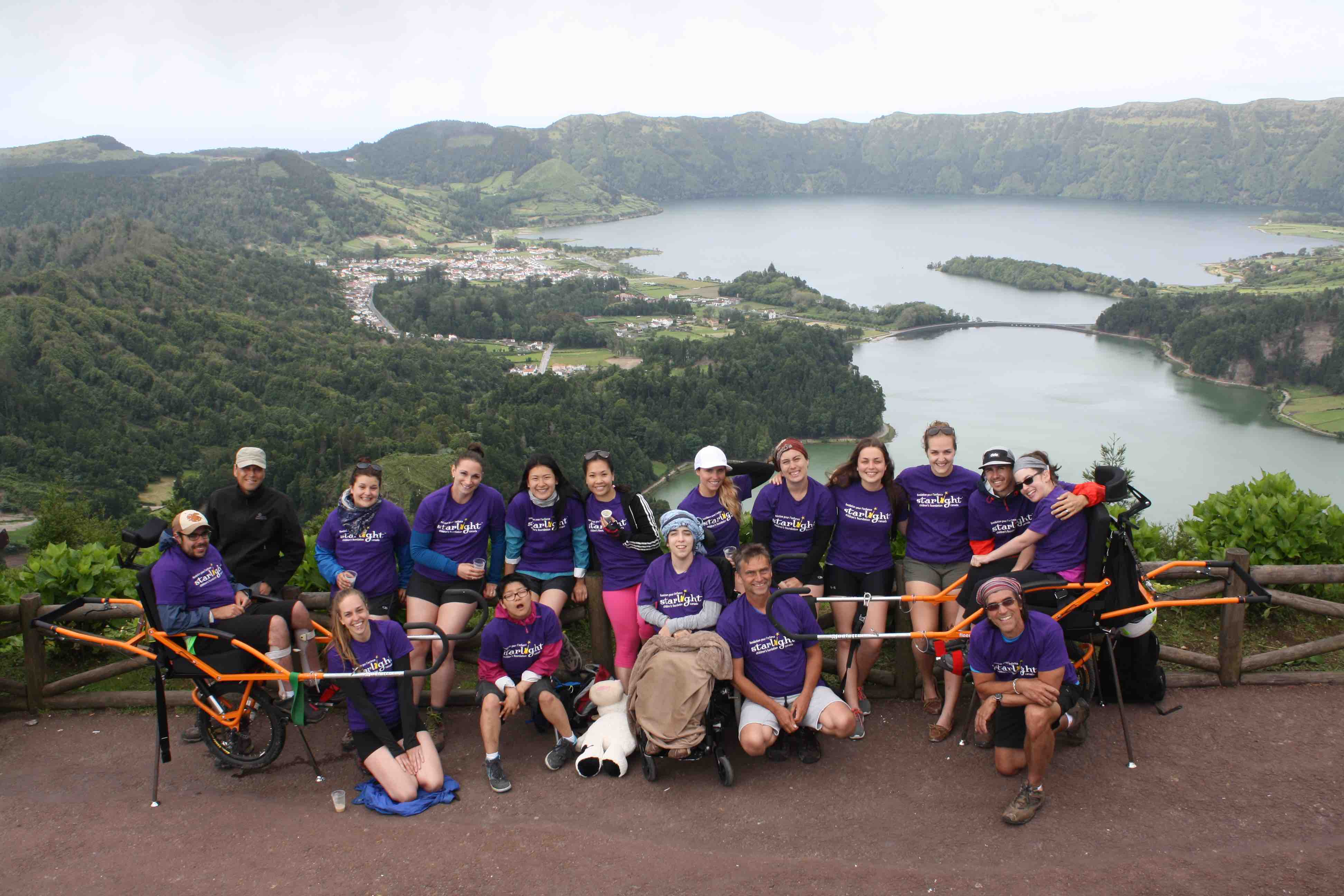 Photo of Azores for All Team