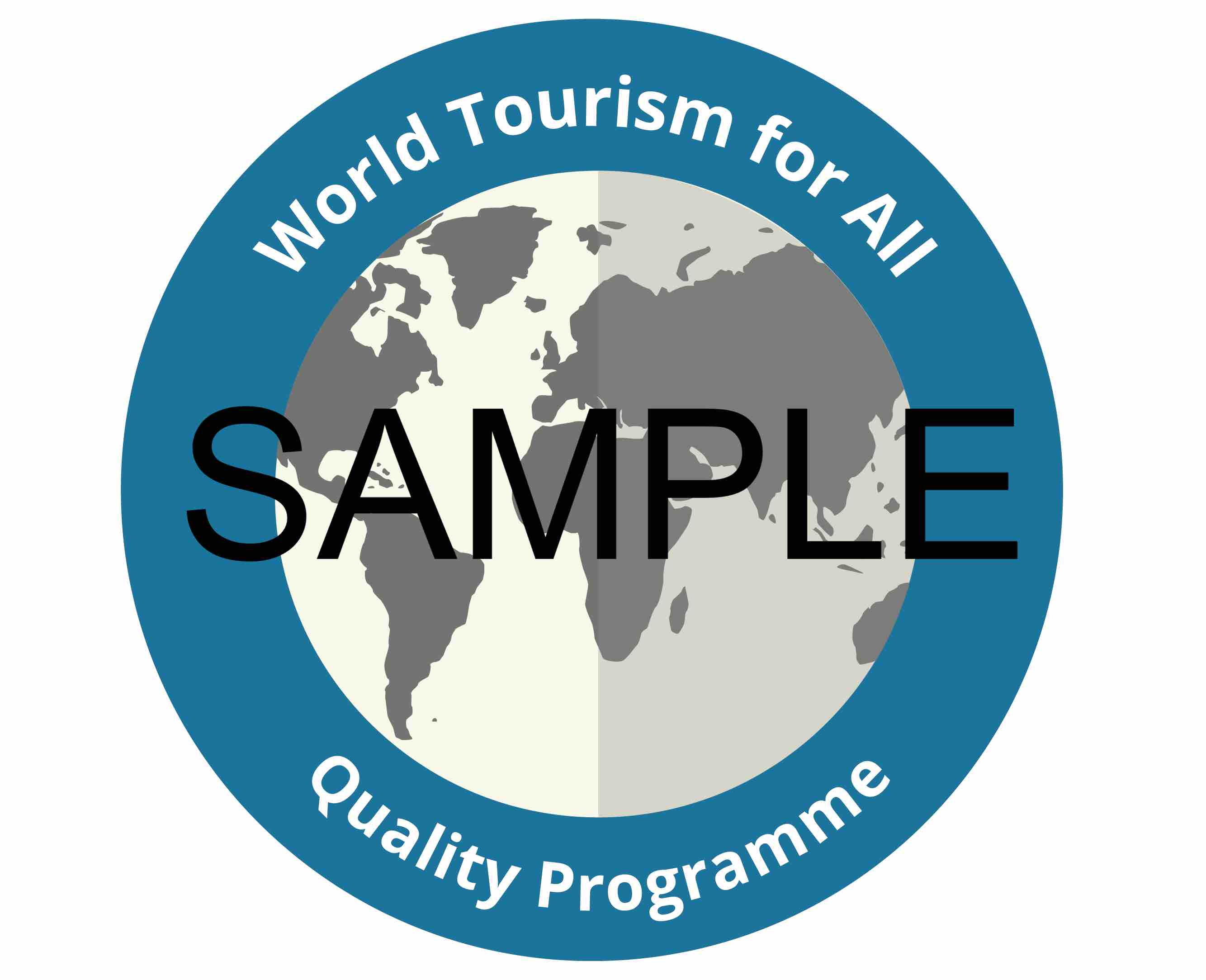 Seal of the World Tourism for All Quality Programme by ENAT