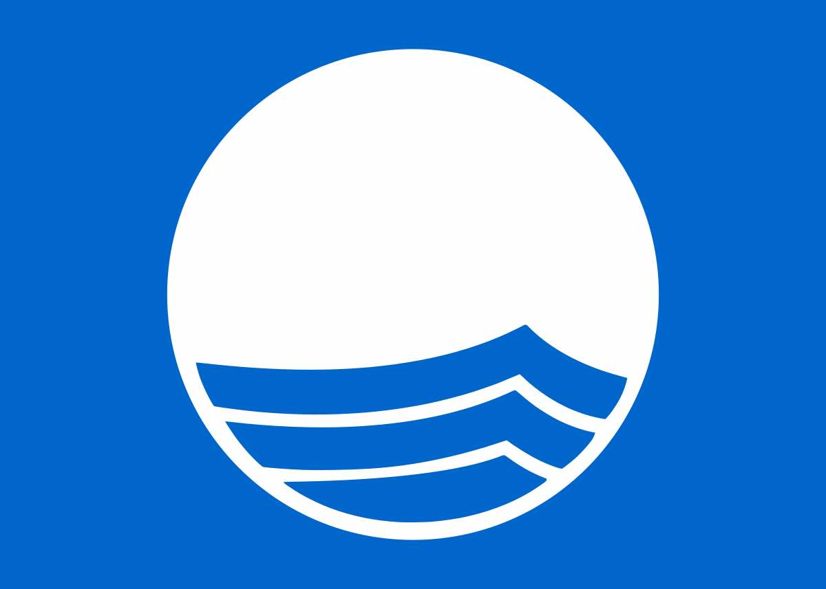 logo of Blue Flag (Foundation for Environmental Education)