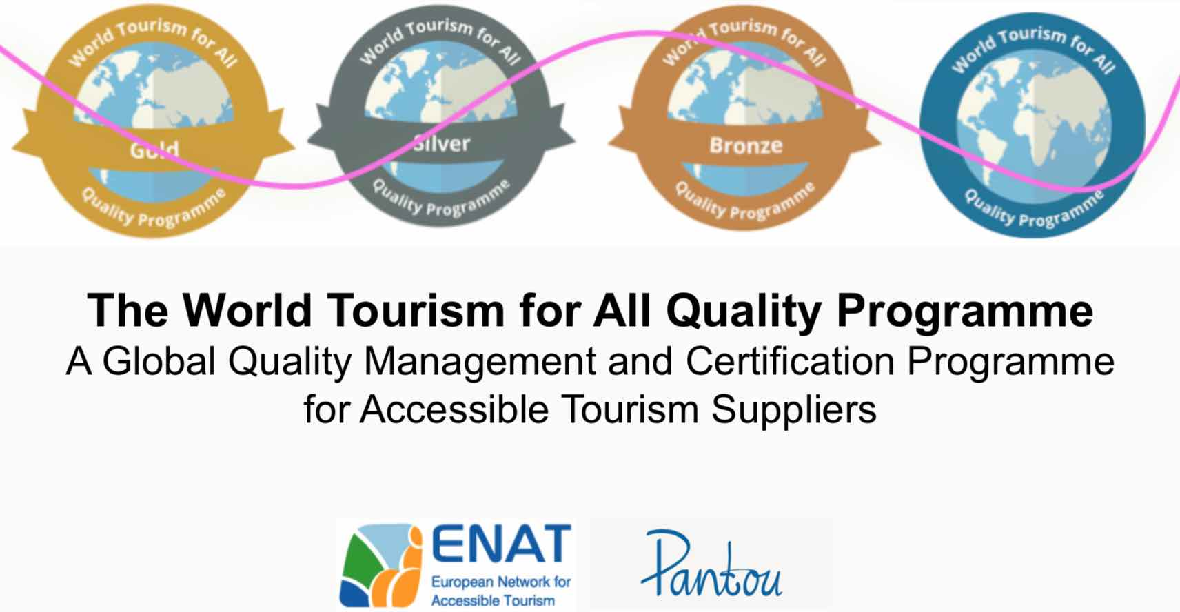 Cover slide ENAT World Tourism for All Quality Programme