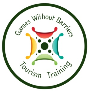 logo of Games Without Barriers project